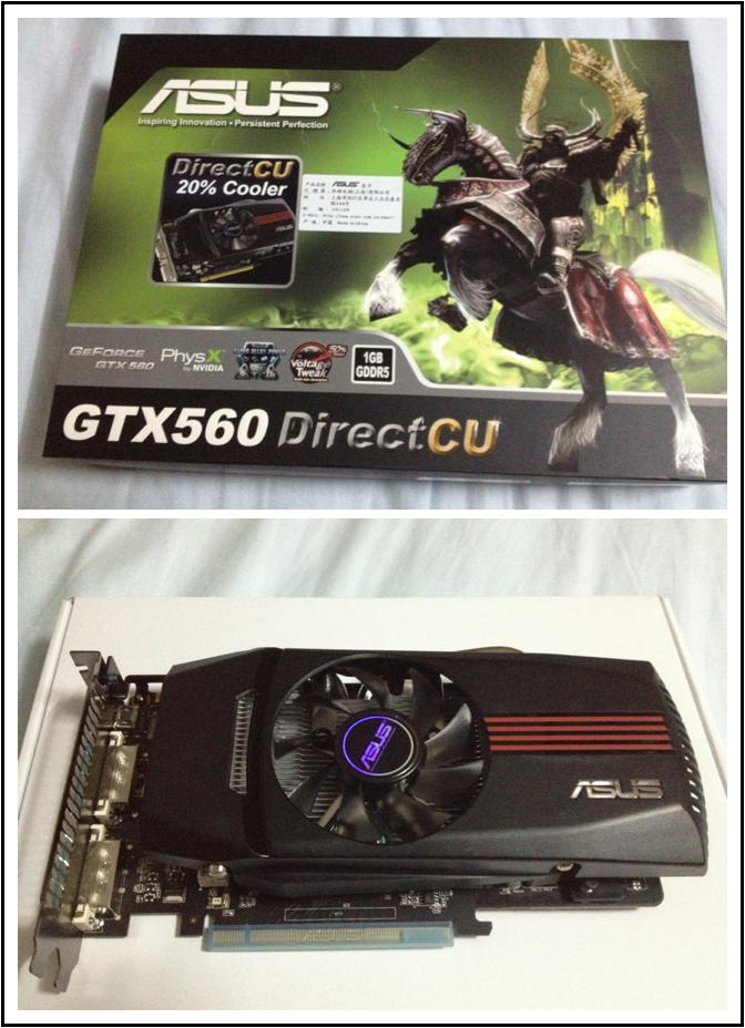 华硕GTX560